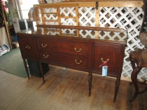 Mahogany Sideboard (sold)