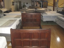 Twin Oak Bed  ( Pair)