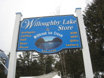 Visit us at Willoughby Lake Store
